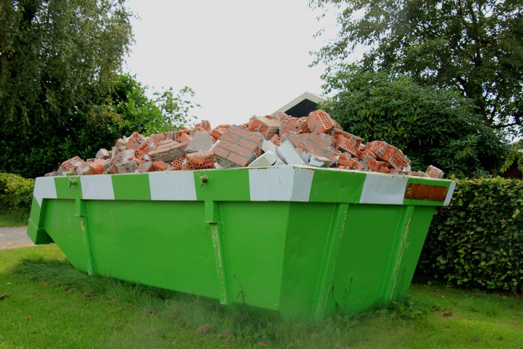 Bin-Rentals.com talks about how to get rid of renovation waste in today's article